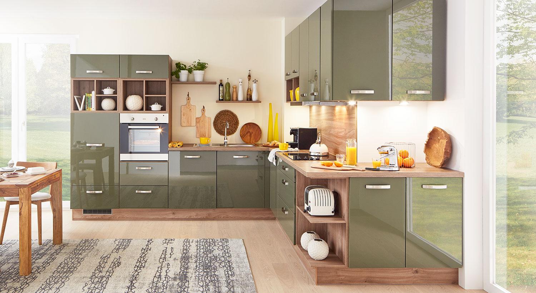 Fantastisch Ecke Küchenschrank Ideen Zeitgenössisch - Ideen Für Die ...